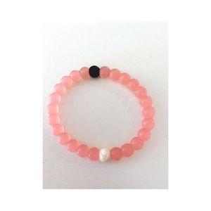 Pink Lokai Bracelet - Size Medium